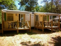 Huuraccommodaties - Stacaravan Moon Duo - Capfun - Camping Les Ecureuils