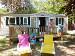 Huuraccommodaties - Stacaravan Resort - Capfun - Camping Les Ecureuils