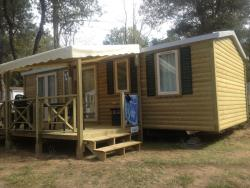 Huuraccommodaties - Stacaravan Resort Top Presta - Capfun - Camping Les Ecureuils
