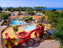 Establishment Capfun - Camping Les Ecureuils - Jard Sur Mer