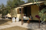 Rental - Mobilhome Mimose 2 pers. - Camping le Dune