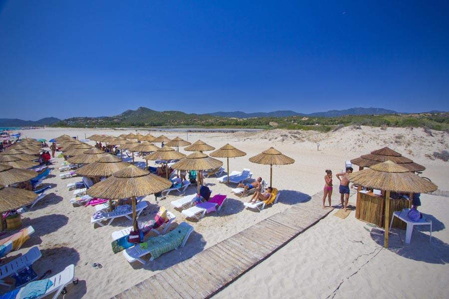 Establishment Camping le Dune - Muravera