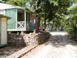 Rental - Gitotel Cottage Saturday/Saturday - CAMPING LES FAUVETTES