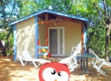 Rental - Chalet abeille Sunday/Sunday - CAMPING LES FAUVETTES