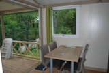 Rental - Chalet NEMO Saturday/Saturday - CAMPING LES FAUVETTES