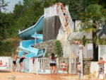 Bathing CAMPING LES FAUVETTES - ANDUZE
