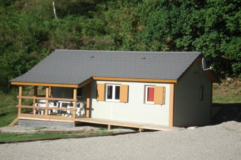 Wheelchair friendly Chalets de l'Eau Verte et SPA - MARCHAL