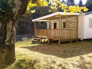 Mobil-home 4 places 24m2 (two rooms)