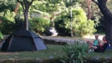 Pitch - Pedestrian/Cycler/Motorcycle Package + Electricity - CAMPING DES SOURCES