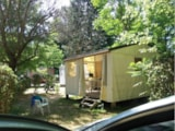 Rental - Tithome with private facilities without bathroom - CAMPING DES SOURCES