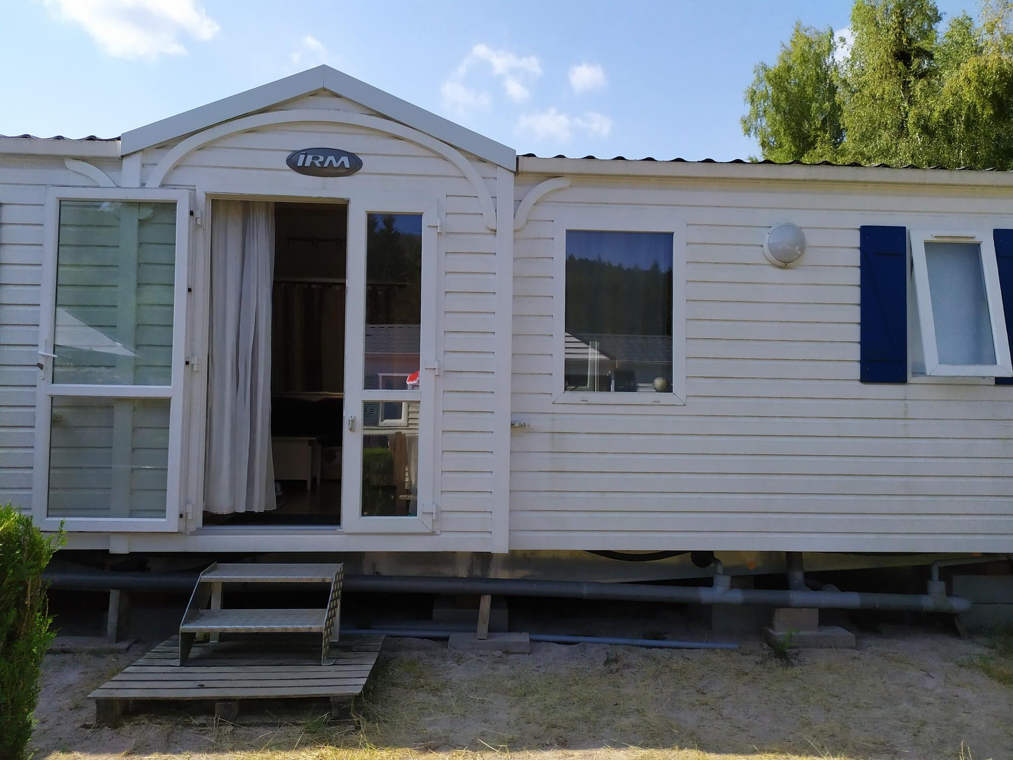 Location - Mobil Home Irm Apollon - Camping Les Granges-Bas