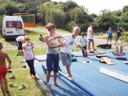 Entertainment organised Camping Eden Villages Cap De Bréhat - Plouezec