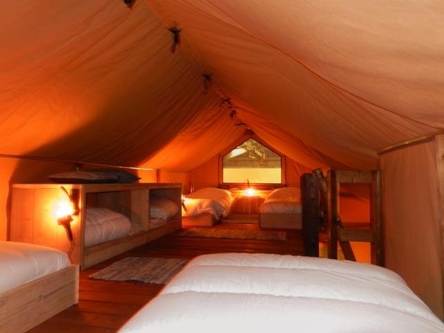 Tente Safari Lodge
