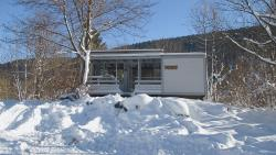 9. NATURE CHALET 35-SQM ou M² with terrace