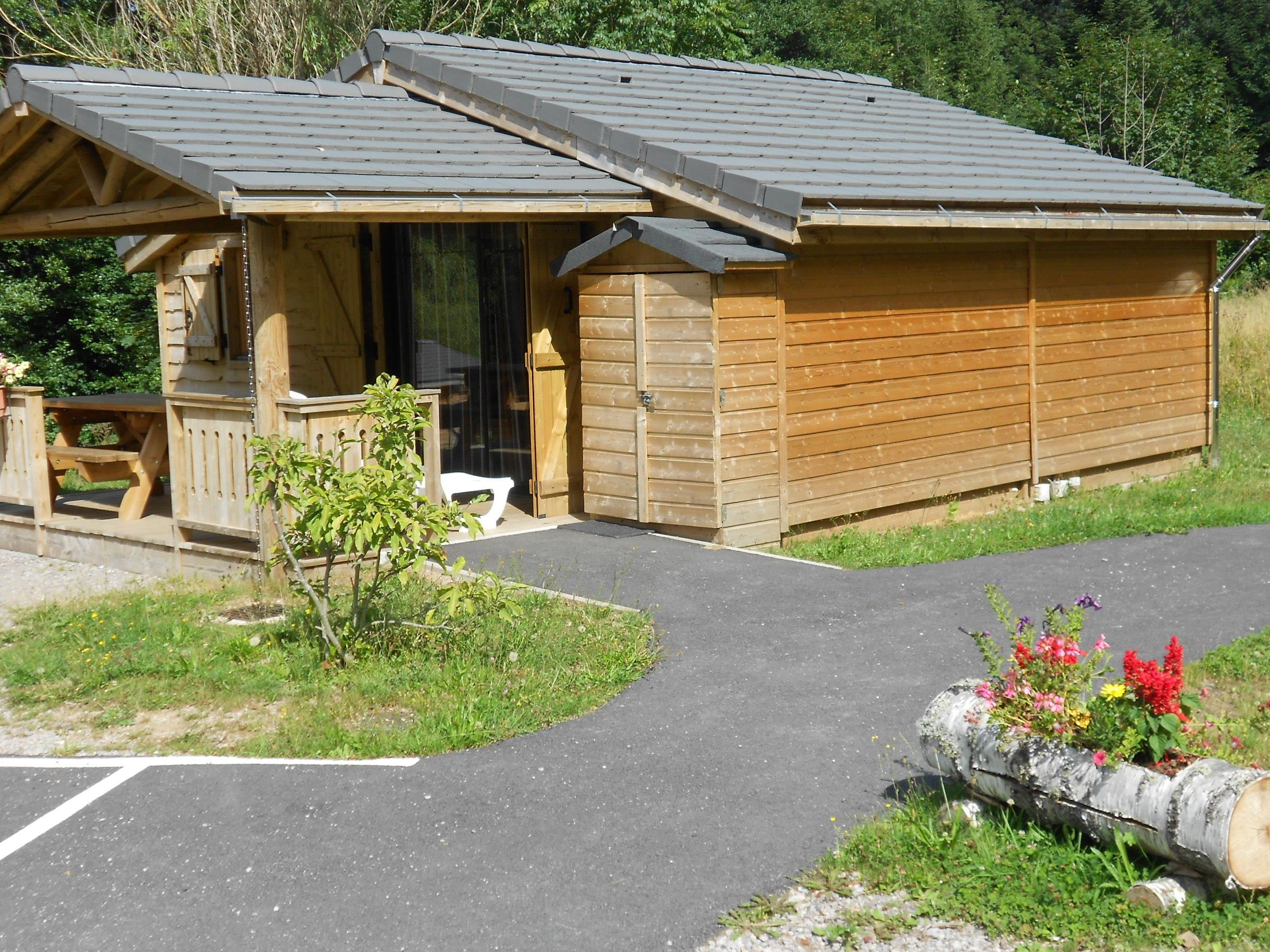 Wheelchair friendly DOMAINE DU HAUT DES BLUCHES - LA BRESSE