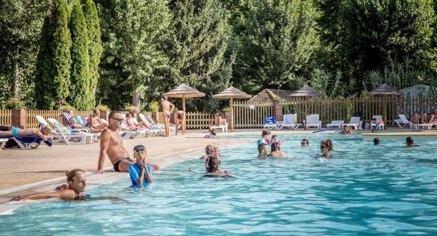 Camping Beau-Rivage - La Roque Gageac