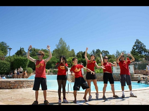 Animaciones Camping Ctoutvert - TOULOUSE