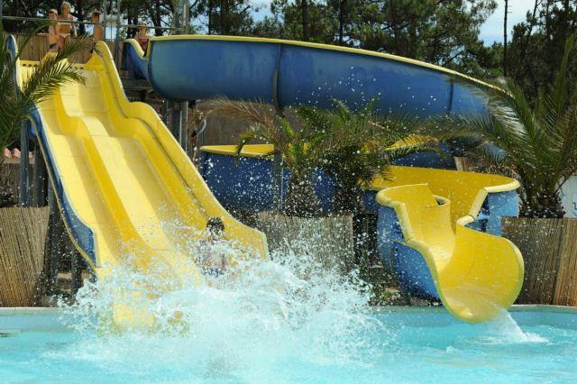 Mare, piscina Camping Ctoutvert - TOULOUSE
