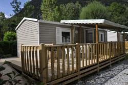 Wheelchair friendly Camping Des Grottes**** - Alliat