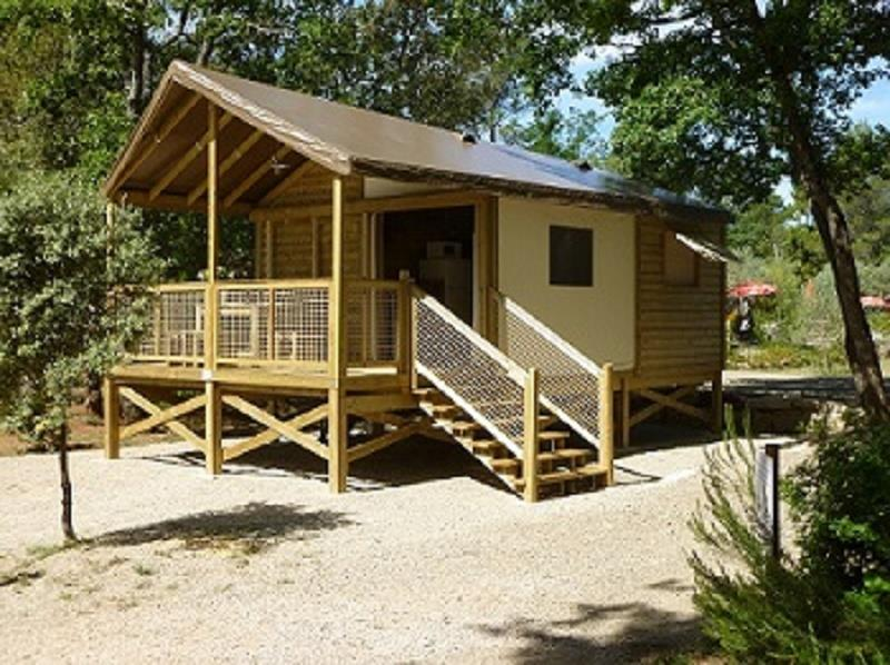 Cabane Lodge CARRELET CONFORT+ 32m² - 2 Zimmer