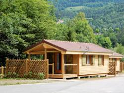 Huuraccommodatie - Chalet 22,5M² (1 Kamer) - Flower Camping Le Martinet
