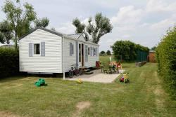 Mobil Home Oakley 26M²  Paved Terrace
