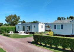 Location - Mobil-Home Optimal 3 Chambres - Florès Ou Corail - 36M² - Camping La Gallouette