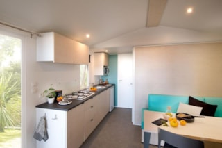 Mobile Home Essentiel 2 Bedrooms Super Mercure-2018-26M² Ou Super Titania-2010-29M²