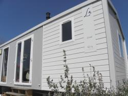 Hytter - Mobil-Home Optimal 3 Bedrooms - 36M² - Arrival Sunday July/August - Camping La Gallouette