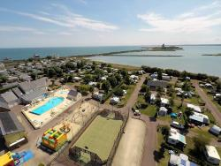Etablissement Camping La Gallouette - Saint Vaast La Hougue