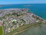 Establishment Camping La Gallouette - Saint Vaast La Hougue
