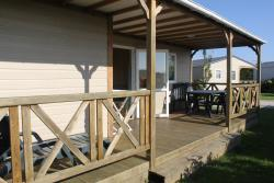 Chalet Confort+ 35 m² (3 bedrooms) + terrace