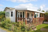 Rental - mohil home confort résident 2ch-4pers - Flower Camping UTAH-BEACH