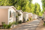 Locatifs - Mobilhome 2 chambres - Camping Les Sablons