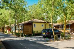 Locatifs - Chalet SUP Camping 2 chambres - Camping Les Sablons