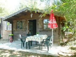 Rental - Petit Chalet, 2 Bedrooms - Camping Les Charmes