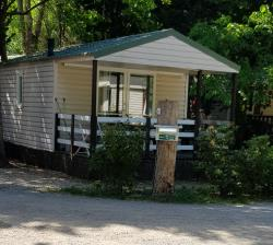 Huuraccommodatie - Louisiane 22 M² 2 Kamers (2 Adults Max) - CAMPING LE PARC