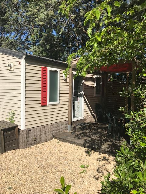 Location - O'phea 1 Chambre 20M² (2 Adultes Maxi - Animaux Interdits - Non Fumeur) - Camping Le Parc
