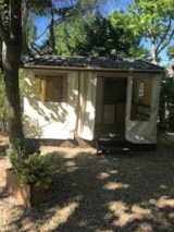 Rental - Tithome 20 M² 2 Rooms Without Sanitary (2 Adults Max - No Animals - No Smoking) 1/5 Pers. - CAMPING LE PARC