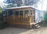 Rental - Grand Large 2 Bedrooms 25M² (4 Adults Max - Animals Forbidden - No Smoking) - CAMPING LE PARC