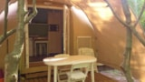 Rental - Coco 2 Bedrooms 16M² Without Sanitory (2 Adults Max - Animals Forbidden - No Smoking) - CAMPING LE PARC