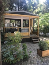 Rental - Living 2 Ch 2 Bedrooms 25M² (4 Adults Max - Animals Forbidden - No Smoking) - CAMPING LE PARC