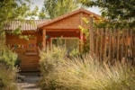 Rental - Chalet Nature Home - Camping du Domaine D'Anglas