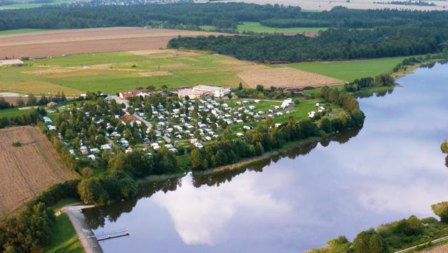 Emplacement - Emplacement Tente + Voiture - Campingpark LuxOase