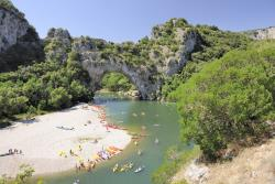 Beaches Rcn La Bastide En Ardèche - Sampzon- Ruoms