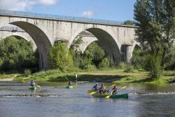 Sport activities Rcn La Bastide En Ardèche - Sampzon- Ruoms