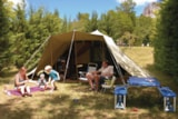 Pitch - Campingpitch including 2 people, electricity and car - RCN les Collines de Castellane