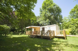 Mobile-home Sarlat - adapted to the people with reduced mobility