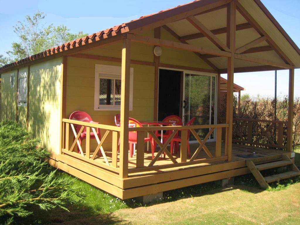 Location - Bungalow Andrómeda - Campingred El Astral