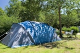 Pitch - Pitch Premium - Electricity 10 A - Water - Drainage point - >130m² - Camping La Grande Métairie